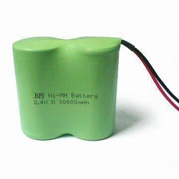 1.2V 62D7000mAh 8000mAh 10000mAh Nimh battery