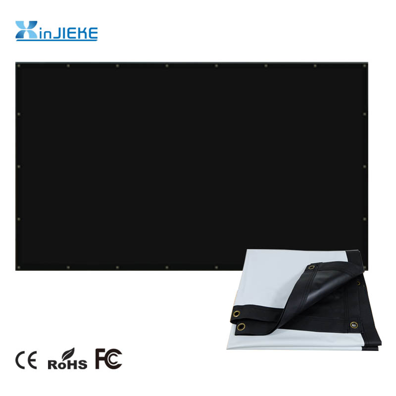 Simple Projection Screen/Portable Foldable Projector Screen