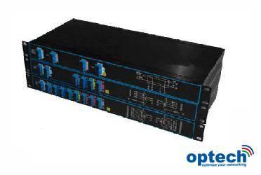 4 Channel CWDM MUX/DEMUX Multiplexer