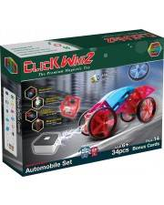 CLICKWHIZ 3D AUTOMOBILE Educational magnetic block toy