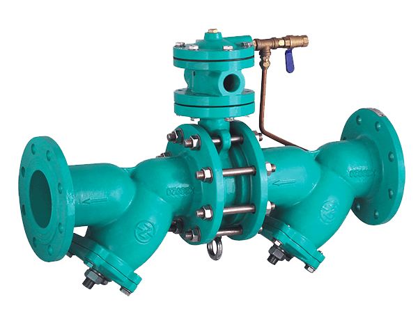 Backflow Preventers 6 inch water valve is commonly used with flanged gate valves and various upper v