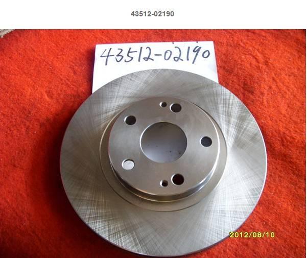 Atuo parts brakes,brake disc 55015  Chevrolet Astro (F) 02-90