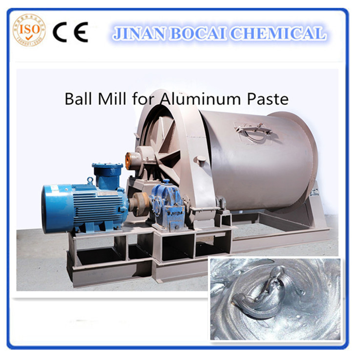 grinding ball mill for produce aluminum paste