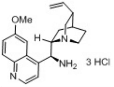 9-Amino(9-deoxy)epi-quinine trihydrochloride