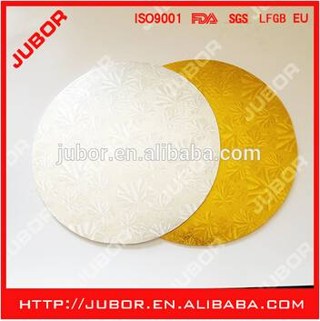Good Quality MDF Cake Boards And Cake Drums