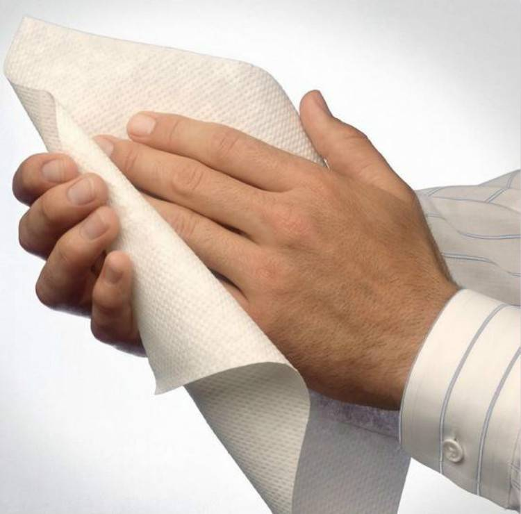 kitchen hand towel paper