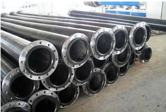 easy installation UHMW pe pipe with good best anti-abrasive feature can be used long time