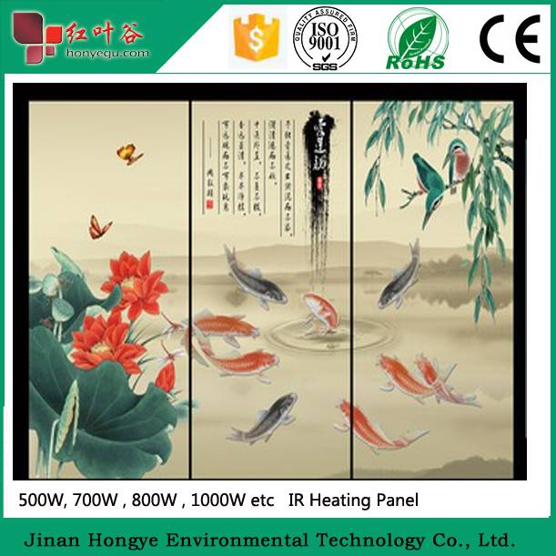 Popular new infrared heater  no noise infrared heaters