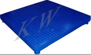 Floor scale( wit pit frame )