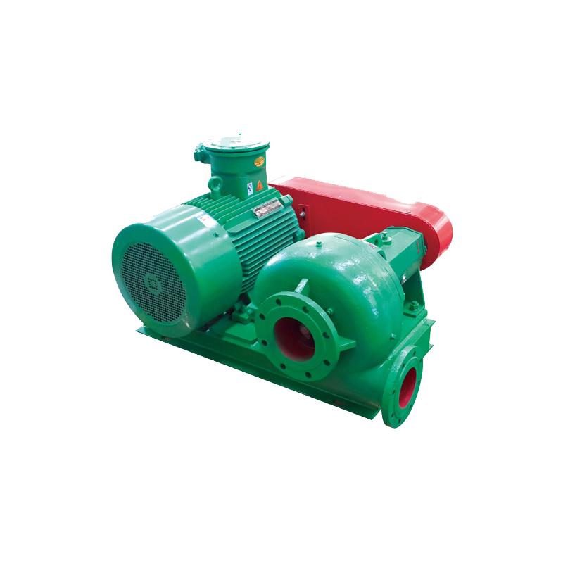 Oil and gas industry drilling fluid shear pump