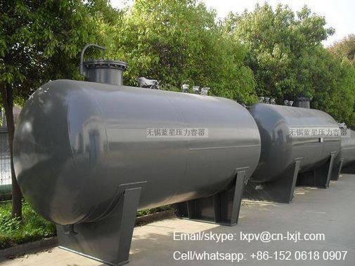 Carbon steel tank pressure vessel-ASME ISO9001 certified factory
