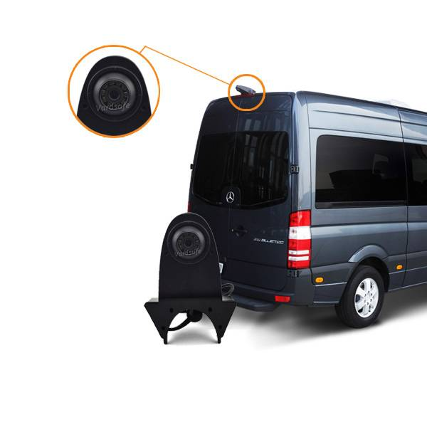 Vardsafe IP68 CCD MB Sprinter/VW Crafter Camera For Rear View Free Shipping Type VS807