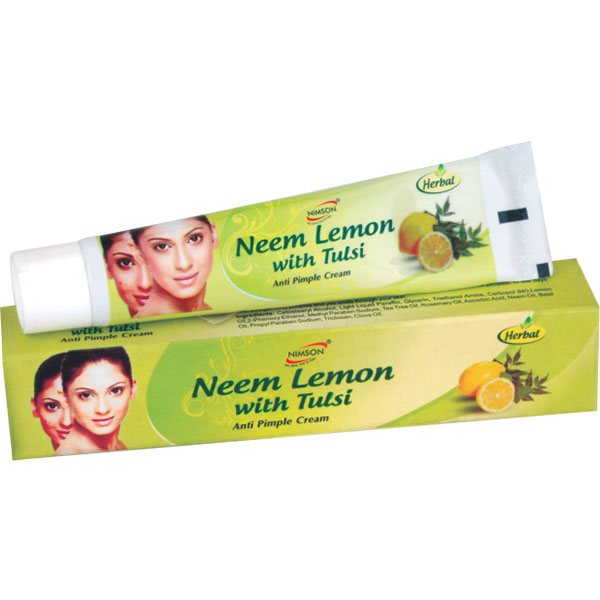 Neem Lemon with Tulsi Cream