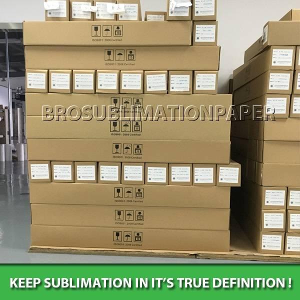 "Instant-dry 103g Sublimation Paper 36""*100m"
