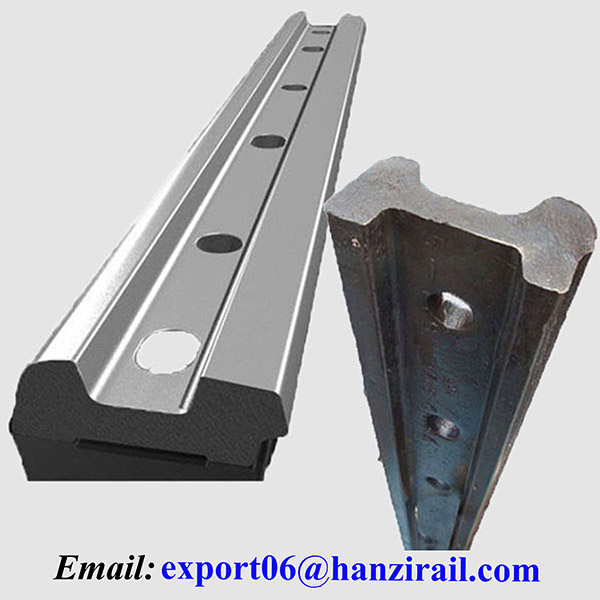 Railroad Parts Steel Rail Fishplate