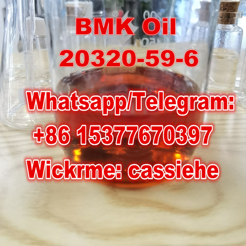 Supply 99.9% Purity BMK Oil CAS 20320-59-6 Diethyl 2- (2-phenylacetyl) Propanedioate 28578-16-7
