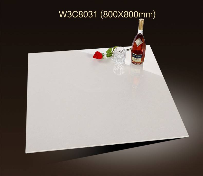 Crystal Double Loading Series Porcelain Polished Tile interior Wall Tile