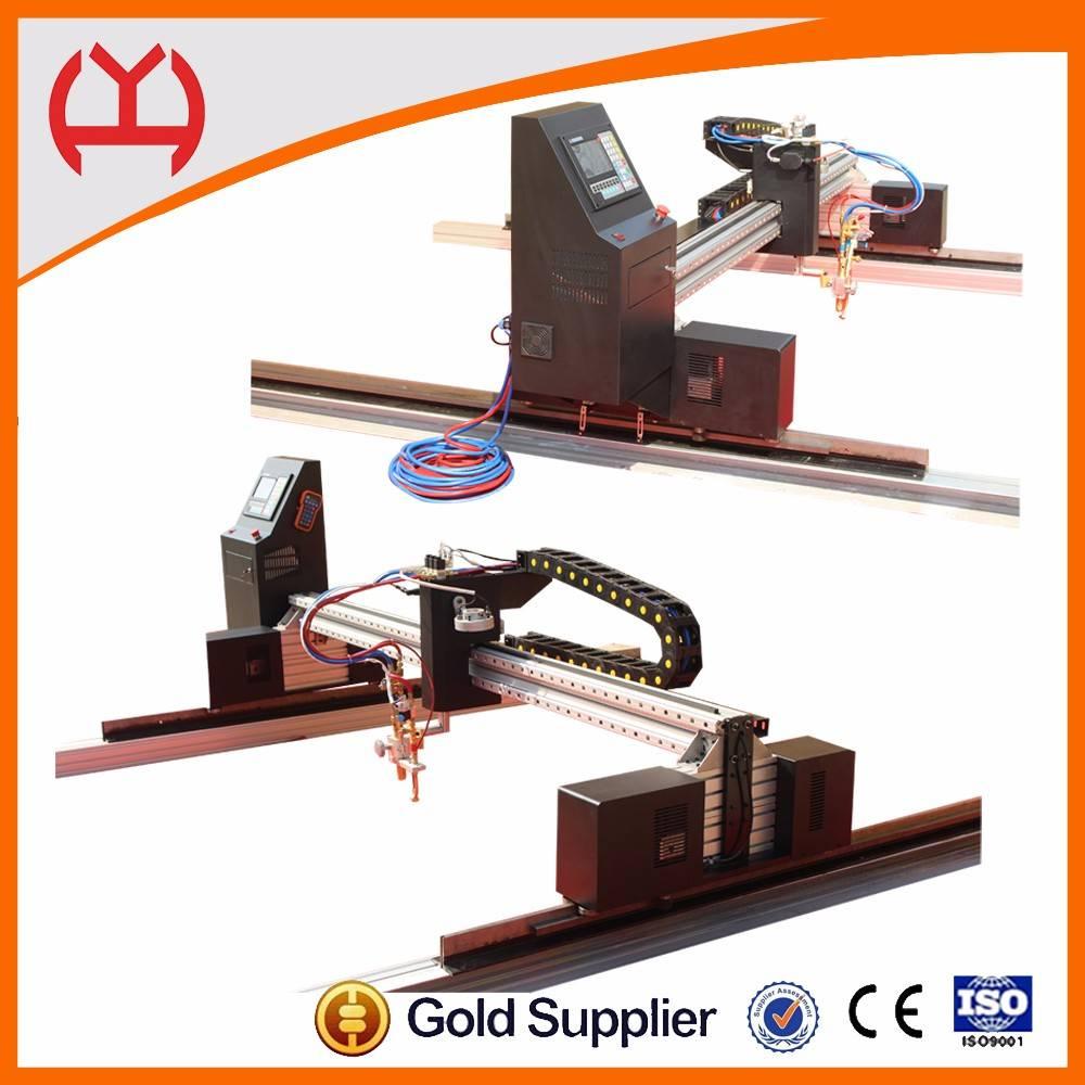 High cutting precision cnc plasma cutter