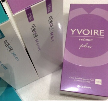 Injection Modified Sodium Hyaluronate/Hyaluronic Acid Dermal Filler Yvoire