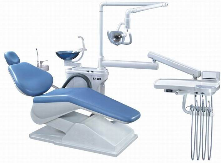 Comfortable Dental Chair with CE