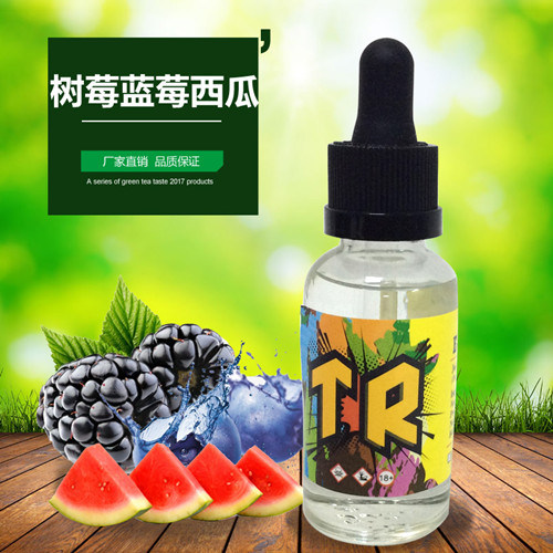 Fruit Flavor Series Vape E-Juice OEM E-Liquid for E-Cigarette