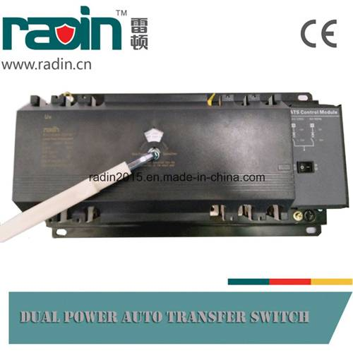 Rdq3cma Dual Power Automatic Transfer Switch, Circuit Breaker Type Transfer Switch