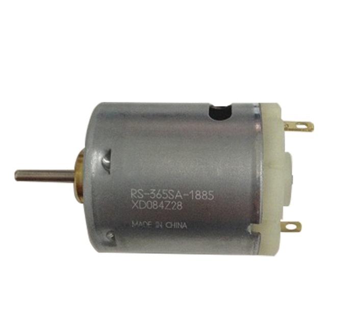 15V DC Motor for Hair Dryer(RS-365SA-1885)