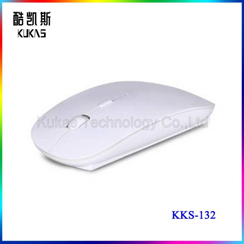 Latest design custom gift optical mouse wireless mouse KKS-132 with wholesale price