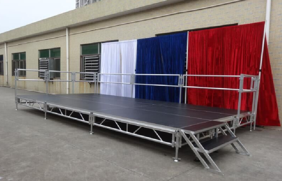 Event Staging for Various Occasions