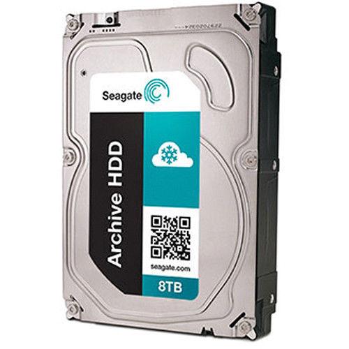 "Seagate Archive 8TB SATA III 3.5"" Hard Drive - 5900RPM, 128MB Cache ST8000AS0002"