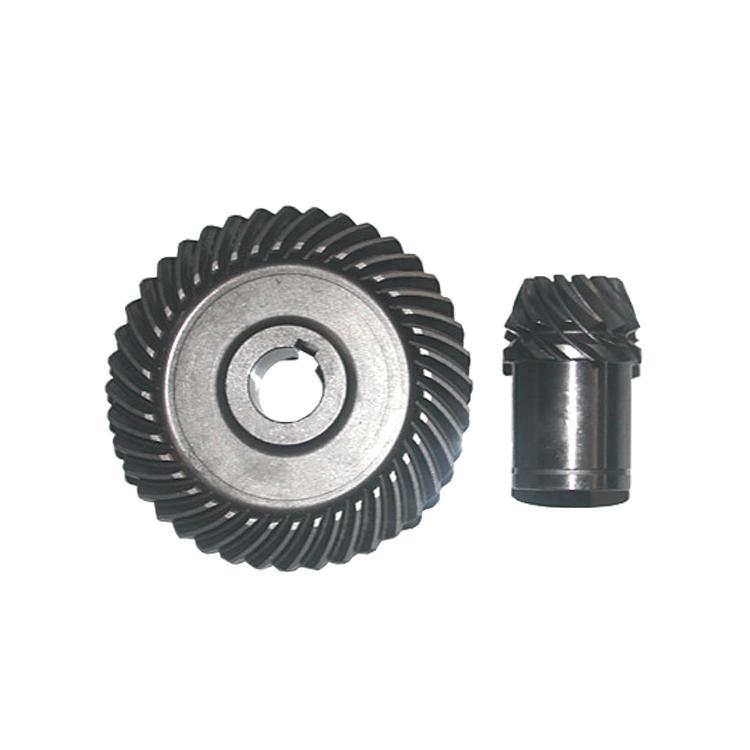 20crmnti Crown wheel and pinion gear for water pump