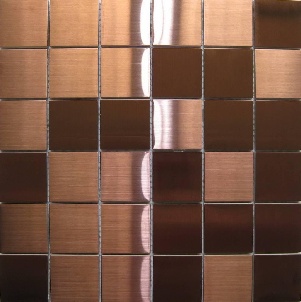 48*48mm copper tiles