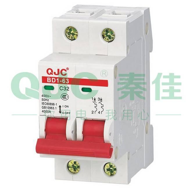 MCBmini circuit breakerBD1-63 2P32A