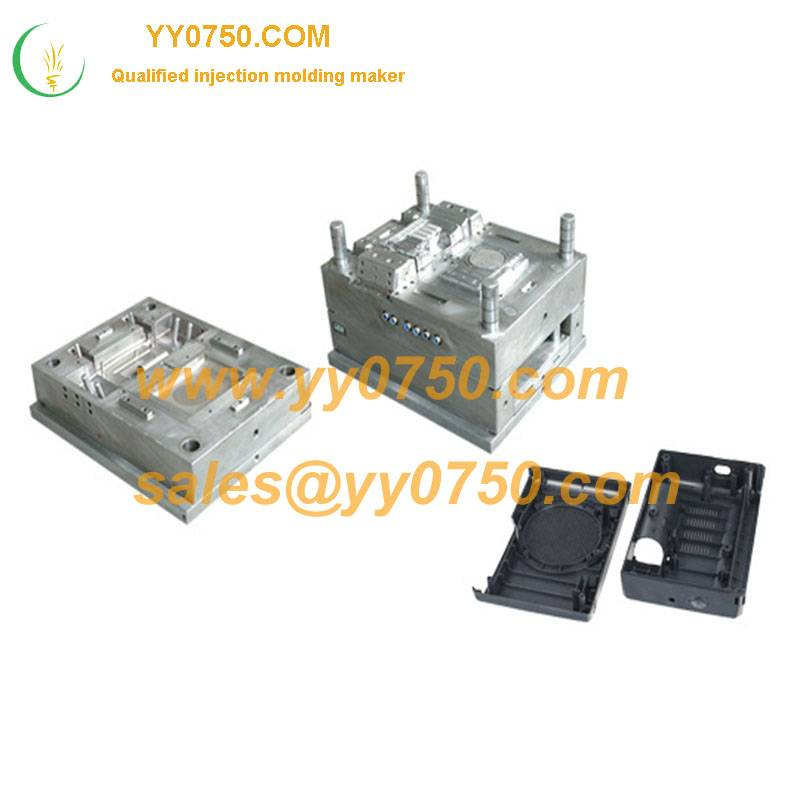 Bluetooth speeker cover and housing mold company