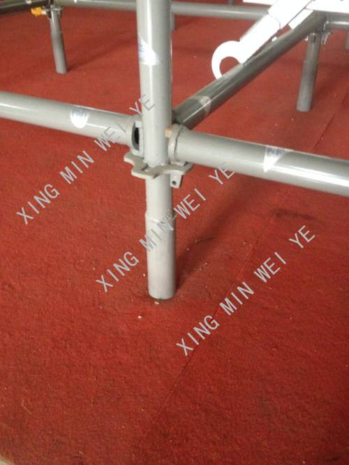 Vertical Standards Scaffolding/Kwikstage/Ring-lock Scaffold
