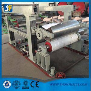 Highly Recommend Egg carton box making machine cardboard making machine