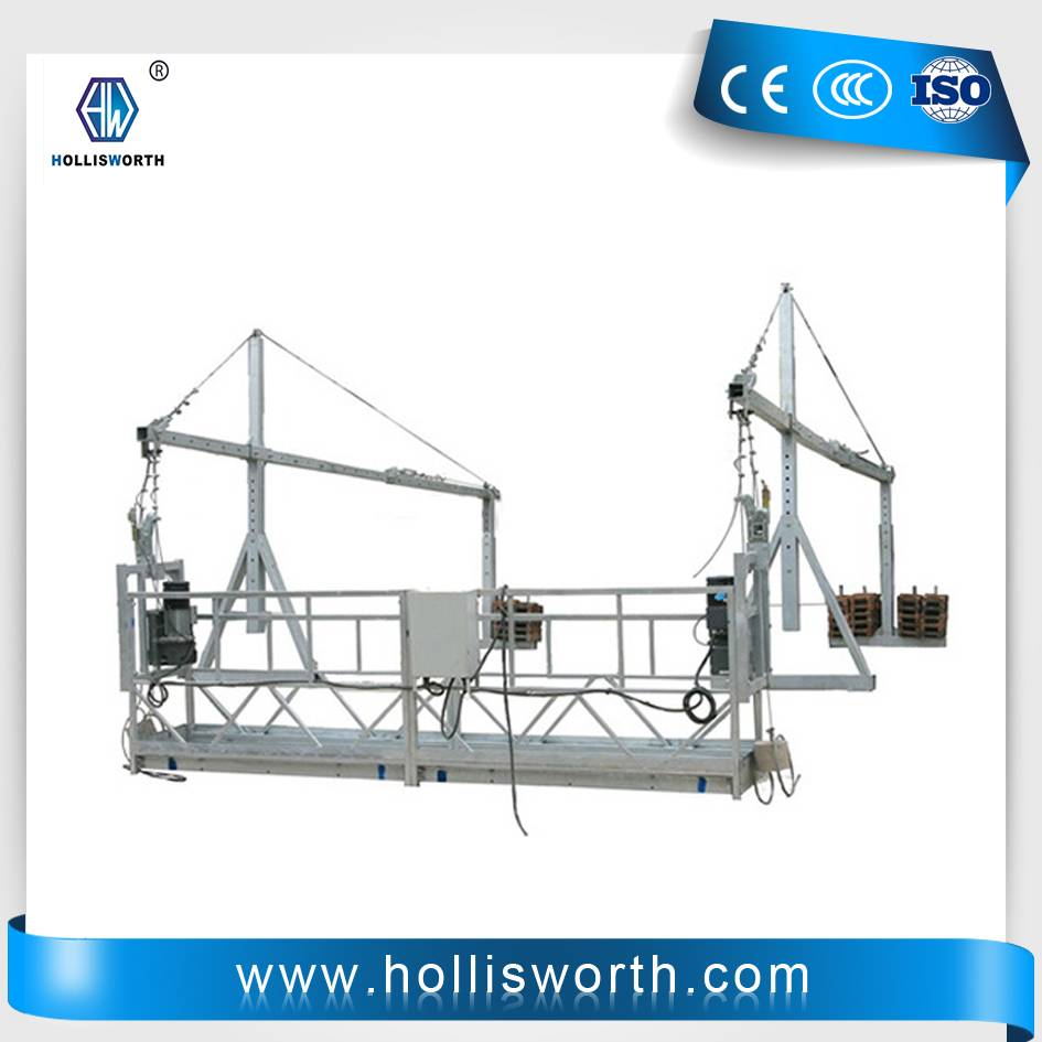 Aluminum Powered Platform ZLP500/630/800