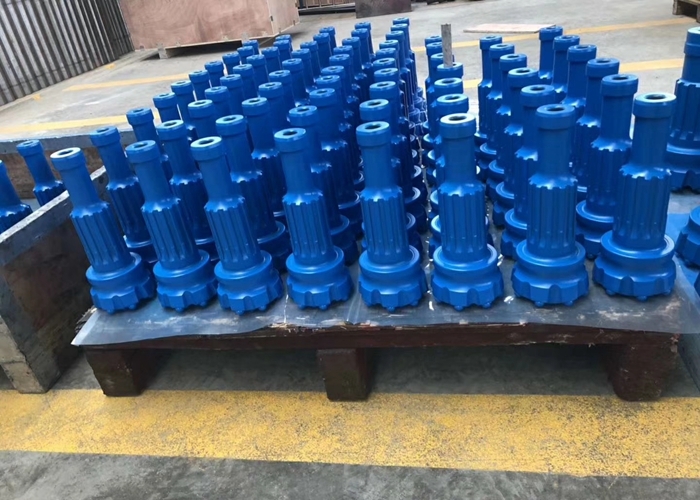 Down The Hole Drill Bits For Friction Drilling Rod