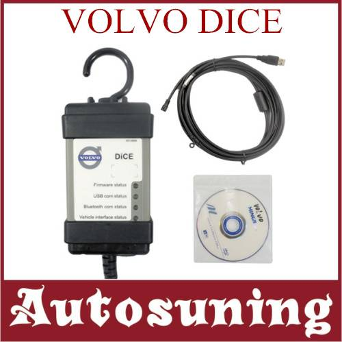 Volvo Vida Dice Professional Diagnostic Scanner with 1 year warranty