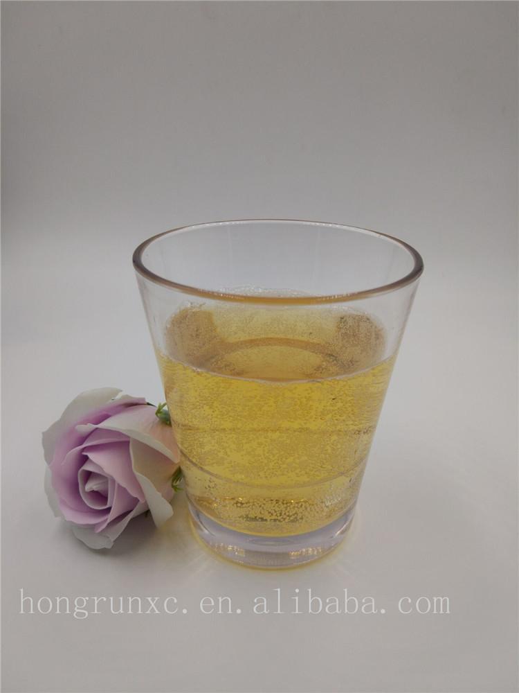100% TRITAN Personlized Bulk Plastic Stemless Whisky Glasses