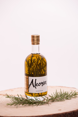 Devotion - Olive Oil Flavored with Rosemary from Portugal