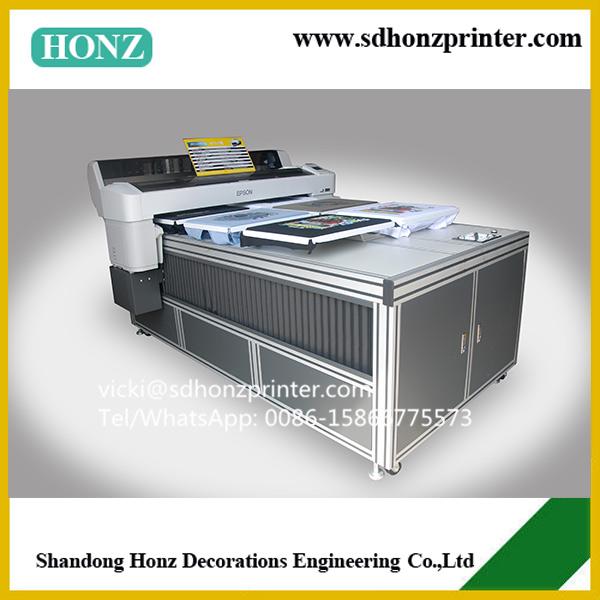 T-shirt printer price/DTG digital T shirt printer A1 size