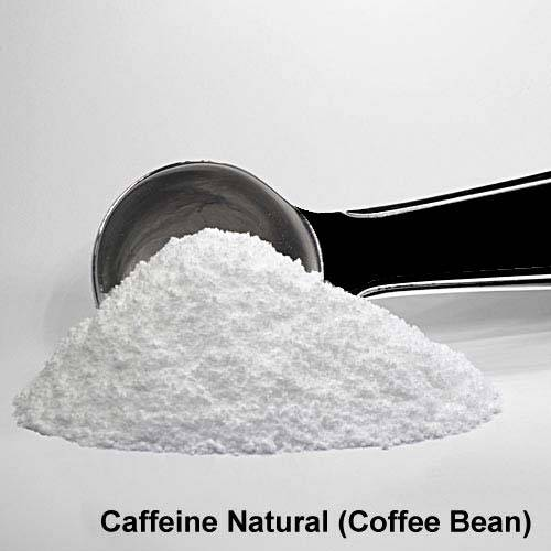 caffeine anhydrous natural