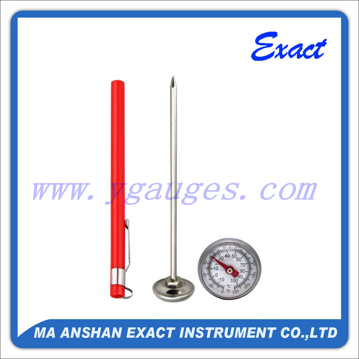 1 in Pocket Coffee Thermometer`