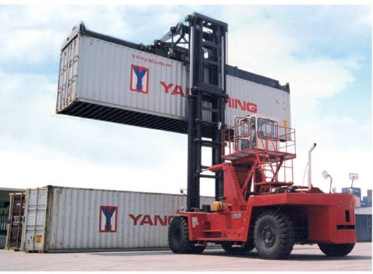 FD420 Heavy container handlers