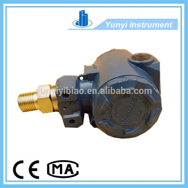 piezoelectric 4-20mA smart pressure transducer