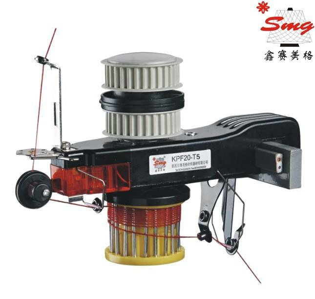 SMG KPF20-T5 yarn feeder /positive feeder for textile machinery