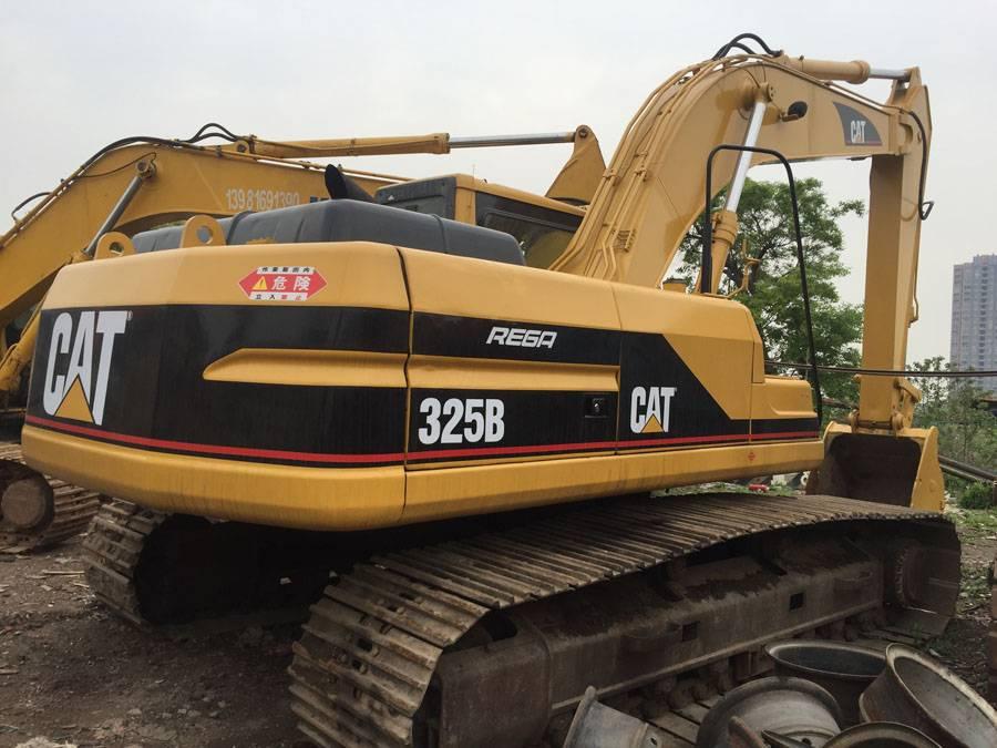 Used Cat 325B Excavator, Used Caterpillar Excavator 325B for Sale