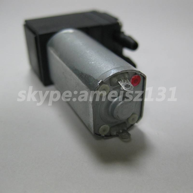 55 kpa dc 3V/6V/12V mini vacuum pump 1V3A20R55 high performance