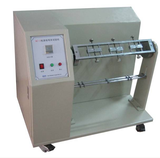 Wire Bending Tester